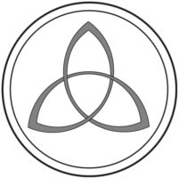 Thomas' Logo; a Celtic triquetra